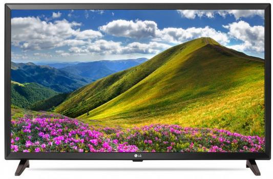 Телевизор LG 32LJ610V черный