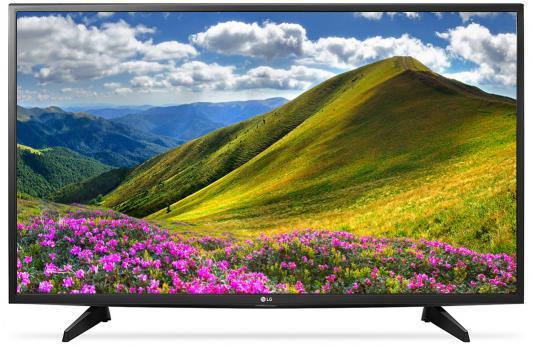 Телевизор LG 32LJ510U черный пылесос lg vc53202nhtr