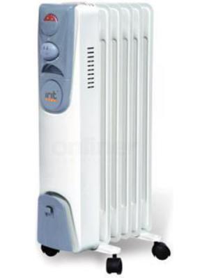 Масляный радиатор Irit IR-07-1006 1000 Вт термостат белый
