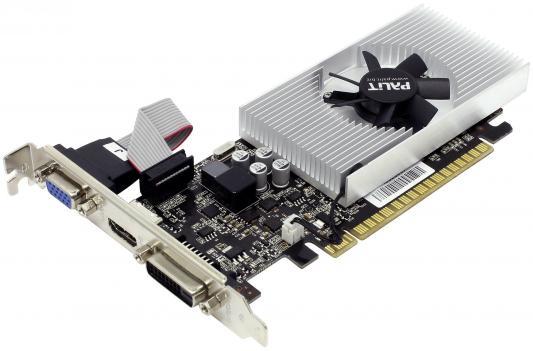Видеокарта 2048Mb Palit GeForce GT730 PCI-E DVI HDMI HDCP PA-GT730K-2GD5H NE5T7300HD46-2081F Retail