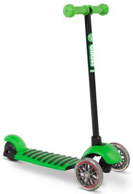Купить Самокат трехколёсный GLIDER MINI зеленый, Y-Bike, Трехколесные самокаты для детей