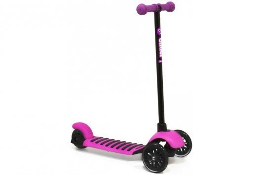 Самокат Y-Bike GLIDER MINI розовый y bike glider maxi xl green