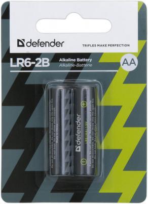 Батарейки Defender 56013 AA 2 шт