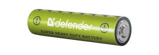 Батарейки Defender R03-4F AAA 4 шт 56101 l r defender 110