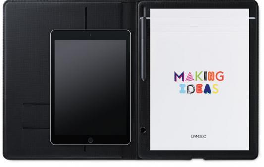 Интеллектуальный блокнот WACOM Bamboo Folio Large CDS-810G