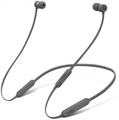 Гарнитура Apple BeatsX Earphones серый MNLV2ZE/A