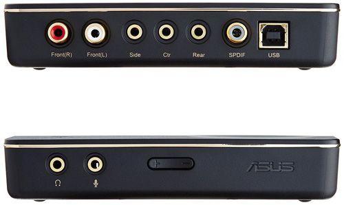 Звуковая карта USB Asus Xonar U7 MKII u7 100