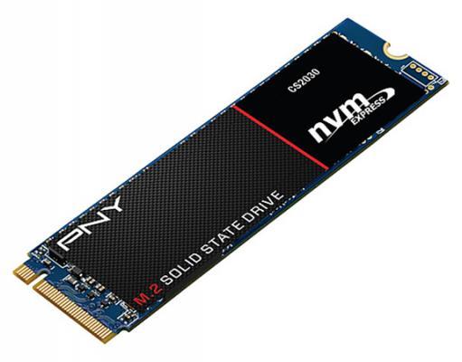 SSD Твердотельный накопитель M.2 240Gb PNY CS2030 Read 2750Mb/s Write 1500Mb/s PCI-E M280CS2030-240-RB