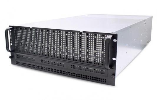 Серверный корпус 4U AIC SSG-JBSA32S-476C-E0RP-A 1400 Вт чёрный