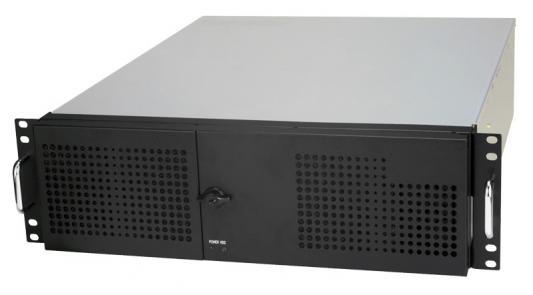 Серверный корпус 3U AIC RMC-3S-0-2 Без БП чёрный