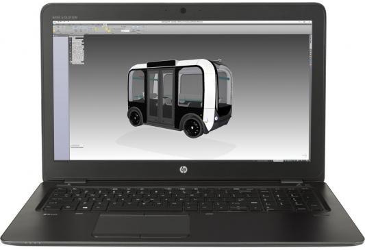 Ноутбук HP ZBook 15u G4 (Y6J98EA) ноутбук hp zbook 15u g4 15 6 1920x1080 intel core i5 7200u y6j98ea