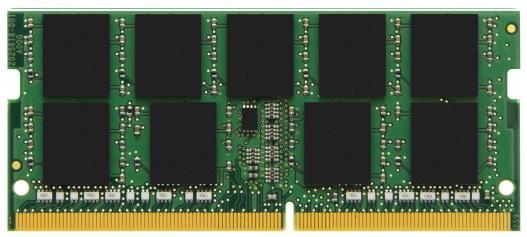 Оперативная память для ноутбуков SO-DDR4 8Gb PC19200 2400MHz Kingston KCP424SS8/8