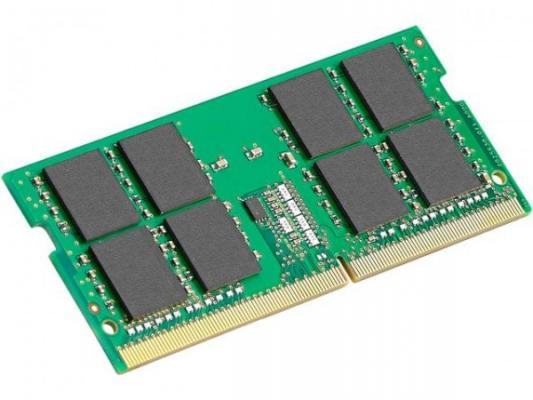 Оперативная память для ноутбука 16Gb (1x16Gb) PC4-19200 2400MHz DDR4 SO-DIMM Kingston KCP424SD8/16