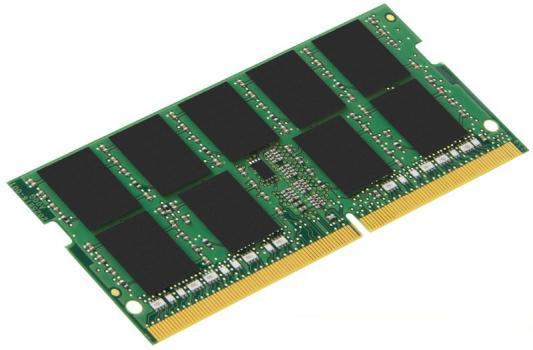 Оперативная память для ноутбуков SO-DDR4 4Gb PC19200 2400MHz Kingston KCP424SS8/4