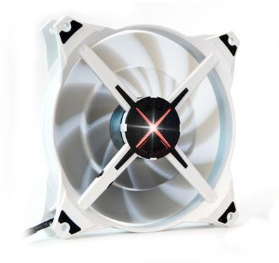 Вентилятор Zalman ZM-DF14 140mm 600-1200rpm красная подсветка от 123.ru