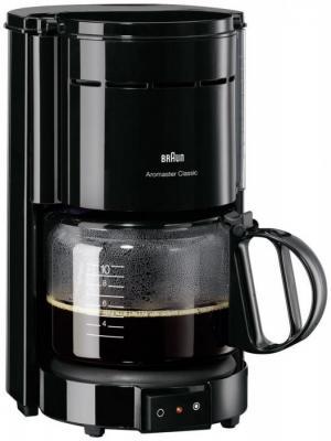 Кофеварка Braun KF47/1 чёрный