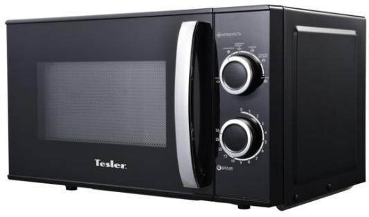СВЧ TESLER MM-2042 700 Вт чёрный мультиварка tesler 500 челябинск
