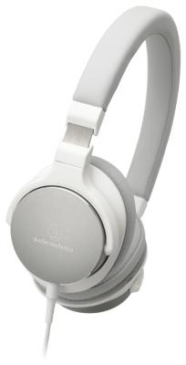 Гарнитура Audio-Technica ATH-SR5 WH белый technica audio technica ath ar3bt портативная гарнитура bluetooth для беспроводной гарнитуры синий