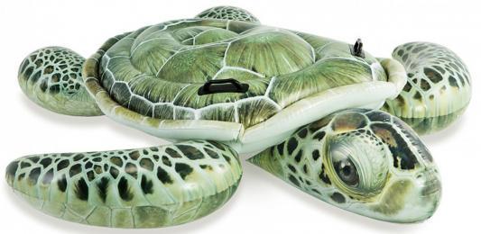 Купить Плот INTEX Морская Черепаха 57555, Детские матрасы для плавания