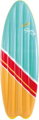 Купить Надувной матрас INTEX Серфер, разноцветный, винил, Детские матрасы для плавания