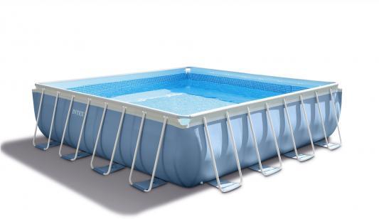 Каркасный бассейн INTEX с28764 насос электрический intex 220в со шлангом 66624