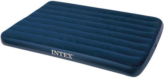 Надувной матрас INTEX Дауни 4894001820929 надувной матрас camping mats 127х193х24см intex