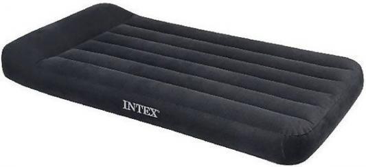 Надувной матрас-кровать INTEX 99х191х30 см надувной матрас кровать intex comfort plush high 152х203х56 см 64418