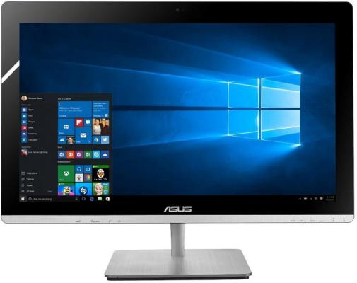 "Моноблок 23"" ASUS Vivo AiO V230ICUK-BC383X 1920 x 1080 Intel Pentium-G4400T 4Gb 1Tb Intel HD Graphics 510 Windows 10 Home черный 90PT01G1-M15080"