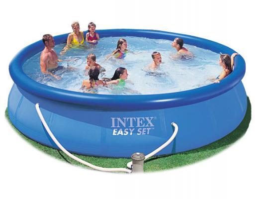 Надувной бассейн INTEX с54914