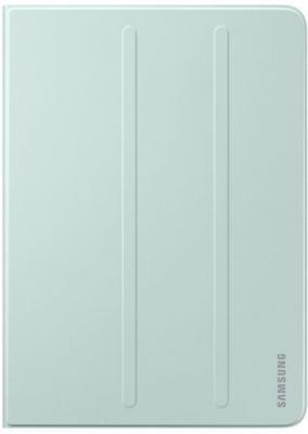 "Чехол Samsung для Samsung Galaxy Tab S3 9.7"" Book Cover полиуретан/поликарбонат мятный EF-BT820PGEGRU"