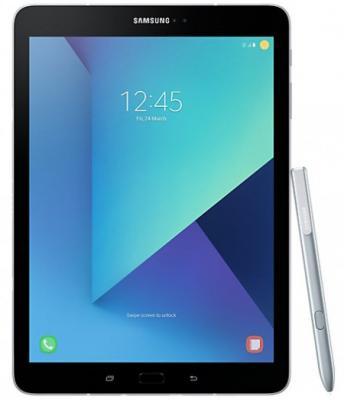 Планшет Samsung Galaxy Tab S3 SM-T825 9.7 32Gb серебристый Wi-Fi 3G Bluetooth LTE Android SM-T825NZSASER планшет hp x2 210 10 1 32gb серебристый wi fi bluetooth l5g89ea