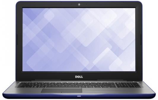 Ноутбук DELL Inspiron 5567 15.6 1920x1080 Intel Core i5-7200U 5567-8017 ноутбук dell inspiron 5567 5567 3539 5567 3539