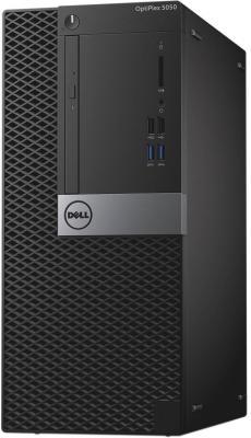 Системный блок DELL Optiplex 5050 MT i7-7700 3.6GHz 8Gb 1Tb HD630 DVD-RW Linux клавиатура мышь серебристо-черный 5050-8282 системный блок dell vostro 3268 sff i5 7400 3 0ghz 4gb 1tb hd630 dvd rw linux клавиатура мышь черный 3268 4841
