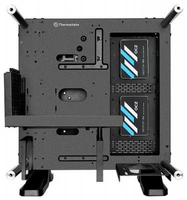 Корпус mini-ITX Thermaltake CA-1H9-00T1WN-00 Без БП чёрный CA-1H9-00T1WN-00