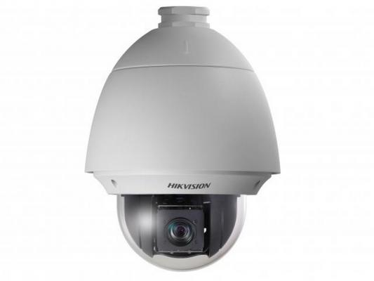 Камера IP Hikvision DS-2DE4220W-AE CMOS 1/2.8 1920 x 1080 H.264 MJPEG RJ-45 LAN PoE белый free shipping english version ds 2de7230iw ae 2mp network cctv ptz camera poe with 30x optical zoom 150m ir ip66 h 265