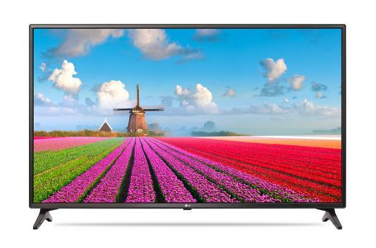 Телевизор LG 49LJ610V коричневый пылесос lg vc53202nhtr