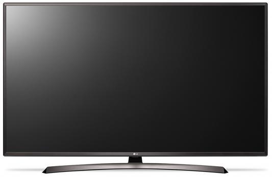 Телевизор LG 55LJ622V черный