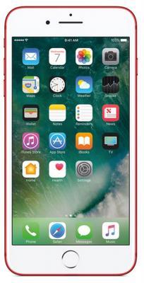 "Смартфон Apple iPhone 7 Plus красный 5.5"" 256 Гб NFC LTE Wi-Fi GPS 3G MPR62RU/A"