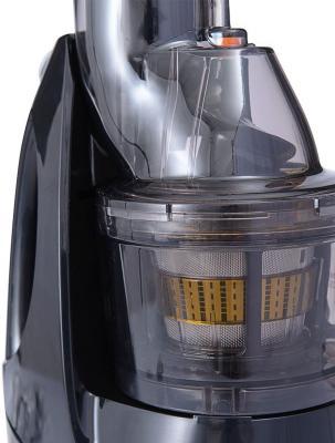 Соковыжималка KITFORT КТ-1104-2 240 Вт пластик чёрный от 123.ru