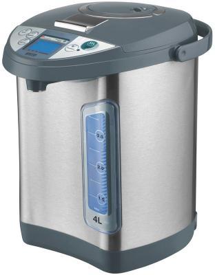 Термопот MYSTERY MTP-2453 700 Вт серебристый серый 4 л металл