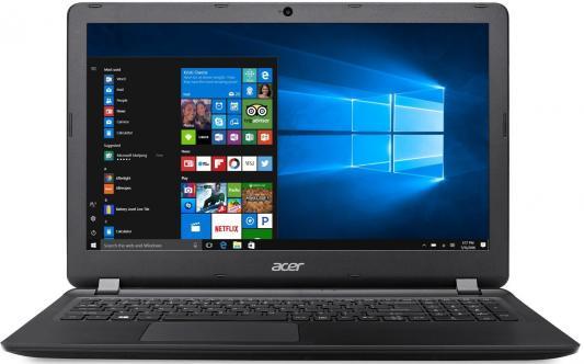 Ноутбук Acer Extensa EX2540-38J4 15.6 1920x1080 Intel Core i3-6006U NX.EFGER.006 ноутбук acer extensa ex2540 50de nx efher 006 nx efher 006