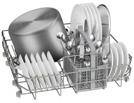 Посудомоечная машина Bosch SMS24AW00R белый от 123.ru
