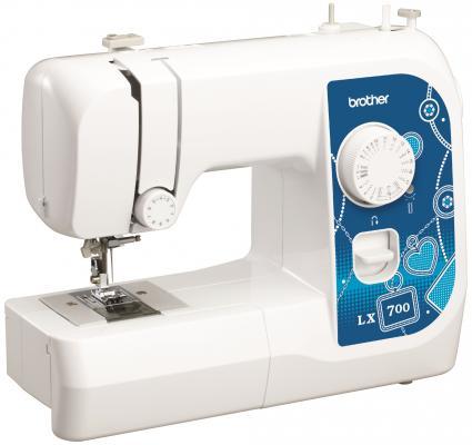Швейная машина Brother LX700 белый brother швейная машина brother artcity250a
