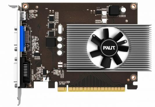 Видеокарта 4096Mb Palit GeForce GT730 PCI-E DVI HDMI HDCP PA-GT730K-4GD5H NE5T730013G6-2082F OEM