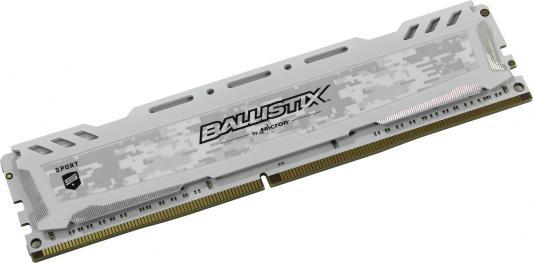 Оперативная память 8Gb PC4-21300 2666MHz DDR4 DIMM Crucial BLS8G4D26BFSC оперативная память crucial ballistix tactical ddr4 udimm 8gb blt8g4d26afta