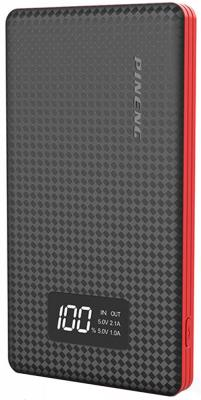 Портативное зарядное устройство Pineng PN-960 6000мАч черный