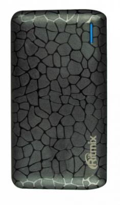 Портативное зарядное устройство Ritmix RPB-5005P 5000мАч черный