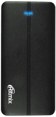 Портативное зарядное устройство Ritmix RPB-6007P 6000мАч черный