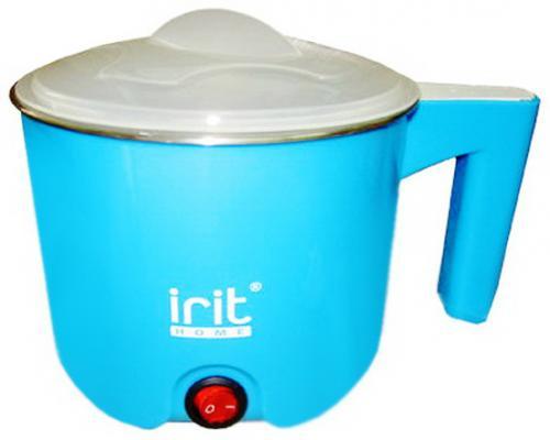 Чайник Irit IR-1100 400 Вт 1 л металл/пластик соковыжималка irit ir 5603