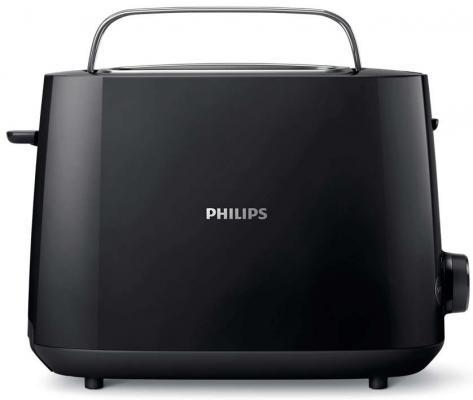 лучшая цена Тостер Philips HD2581/90 чёрный